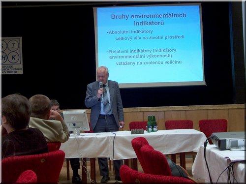 36. Konferencja Czeskich Chemików Włókienników i Kolorystów – 12-13.10.2004 Dvůr Králové